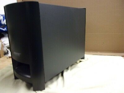 Bose acoustimas subwoofer module for ps3-2-1 powered speaker system