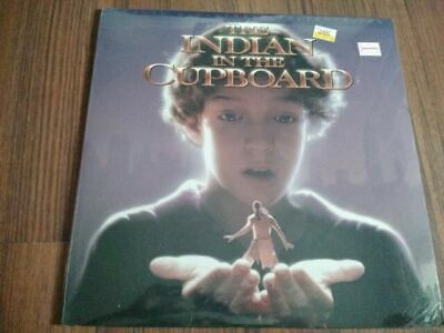 The Indian in the Cupboard (Laserdisc, 1996)
