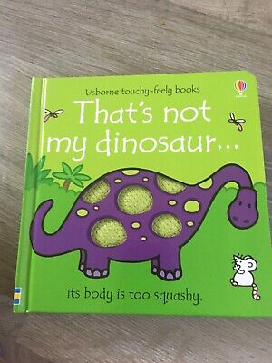 Thats Not My Dinosaur - Brand New