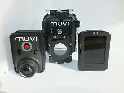 VEHO MUVI K2 series hands free Camcorder