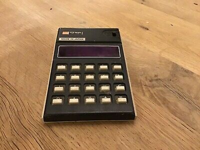 Elsi Mate El-104 Calculator