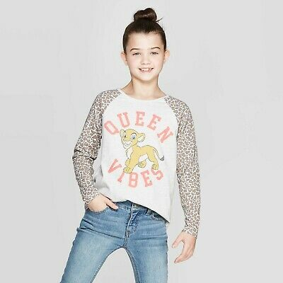 Girls Lion King Better with Friends Simba Nala T-Shirt Cotton Top Sizes from 1 to 6 Years