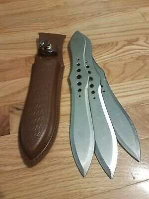 Gil Hibben Competition 3pc throwing knives