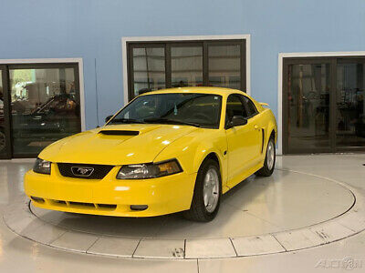 2001 Ford Mustang GT 2001 GT Used 4.6L V8 16V Manual RWD Coupe