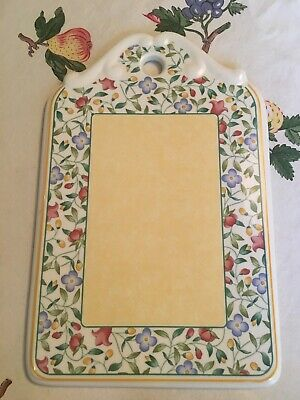 Villeroy And Boch Cheese Board
