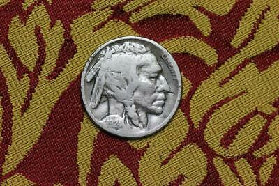 Rare 1924-S Buffalo Nickel - Good Coin Offered At No Reserve - Combined Shipping