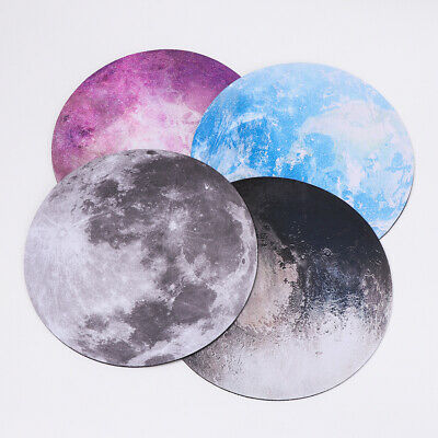 Coaster Table Decoration Desk Cushion Mousepad Personality Planet Mice Mat