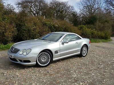 2003 Mercedes Benz Other SL 500 Auto Convertible PETROL Automatic