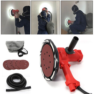New 1280W Drywall Sander Electric Adjustable Variable Speed Dry Wall Sanding DHL