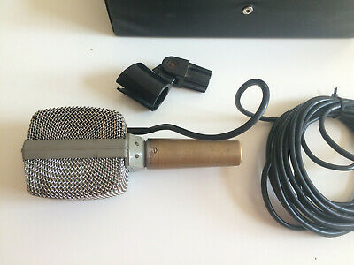 AKG D12 Vintage Microphone (special anniversary edition) --- TOP!