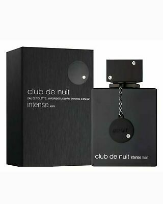 Armaf Club De Nuit Intense Man Authentic  105ml EDT Spray Brand New Sealed Box