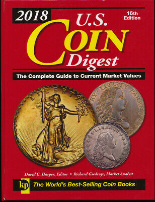 Hn Harper - Giedroyc U.S.Coin Digest the Complete Guide To Current Market Value