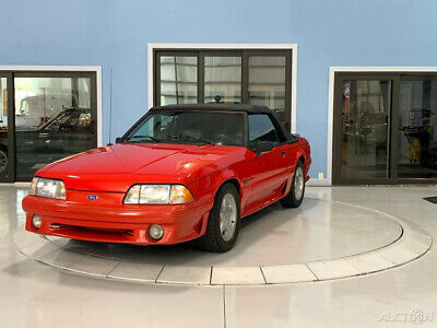 1987 Ford Mustang LX 1987 LX Used 5L V8 16V Automatic
