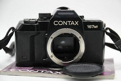 Contax 167 MT fully functional