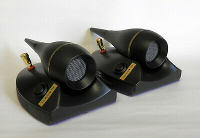 Aspire Acoustics High Resolution AMT Ribbon Super Tweeters 12/15/20kHz crossover