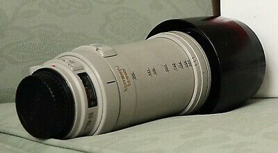 Canon EF 100-400mm F/4.5-5.6 L IS USM Lens Superb Condition with accessories