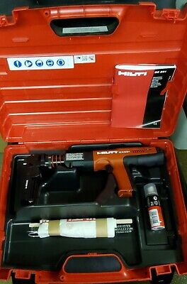 Hilti DX351 Fully Automatic Powder-Actuated Tool FREE SHIPPING!