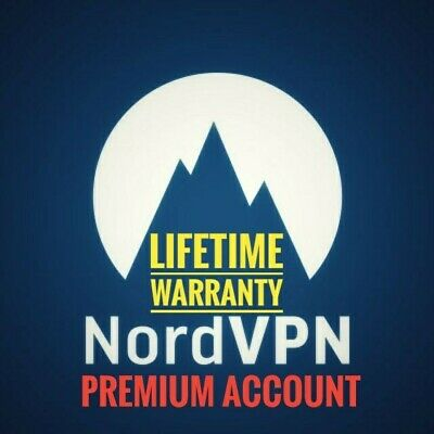 ✅Nord VPN PREMIUM| LIFETIME ACCOUNT | INSTANT DELIVERY🚀 | WITH FULL WARRANTY
