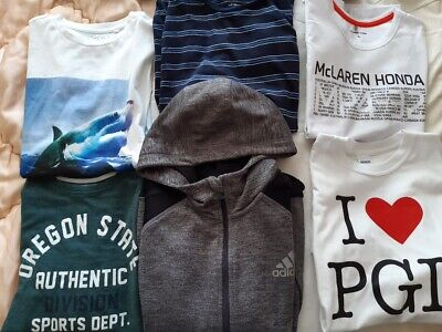 Super Bundle of 6 pieces of mixed clothes  - age 12 - 13 years