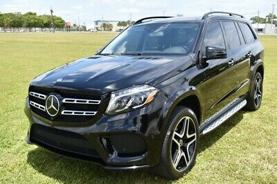 2018 Mercedes-Benz Other GLS550 AMG PANO ROOF DISTRONIC PLUS NIGHT PKG 2018 Mercedes-Benz GLS550 AMG PANO ROOF DISTRONIC PLUS NIGHT PKG BLIND SPOT