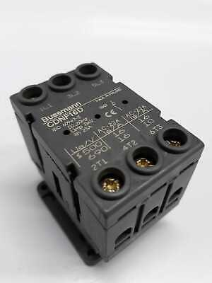 Bussmann CDNF16D Non-Fused Disconnect Switch