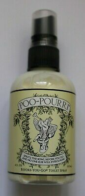 POO-POURRI before you go toilet spray 4Fl Oz ( 118 ml)