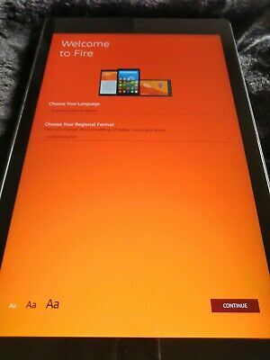 Amazon Kindle Fire HD10 7th Generation 32GB Black