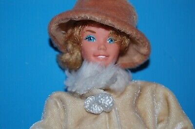Bambola Muneca Barbie Superstar Pretty Changes Anni 70 Made In Taiwan