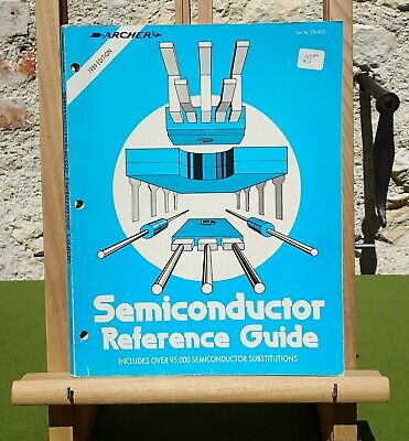 Semiconductor Reference Guide - Archer - Radio Shack 1989 - En Anglais