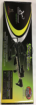 Carbon Express 20310 Piledriver 390 Crossbow Package with Crank Device