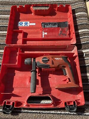 Hilti Te 2-A22 Cordless Sds Hammer Drill Body Only.