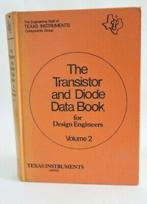 Book: Texas Instruments, the Transistor and Diode Data Book for Design Engineers
