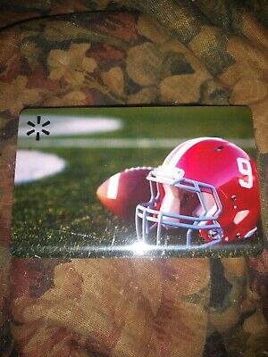Walmart * Brand New Collectible Gift Card No Value * FD76481