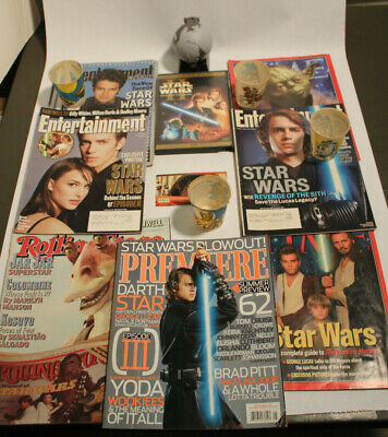 Star Wars Super Collectors Lot!!!