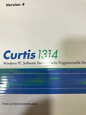 CURTIS 1314-4401 PC Programmer with 1309 USB Interface Box