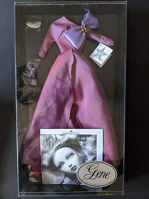 Ashton Drake Gene Doll Outfit Costume Nrfb   At Home For The Holidays