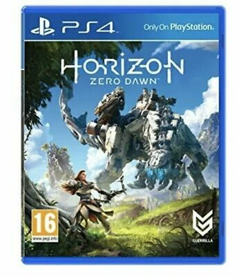 Horizon: Zero Dawn - Standard Edition (Sony PlayStation 4, PS4)