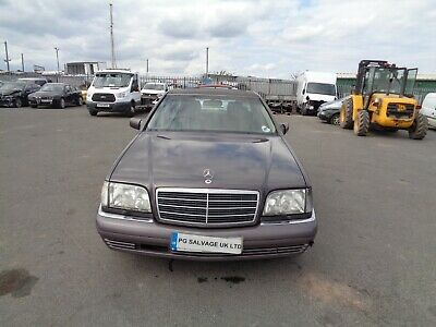 1994 Mercedes Benz S500 5.0 Petrol Automatic Spares Or Repairs!!!!!!!!!!!!!!!!!!