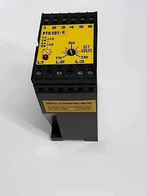 Modex Automation PFR 501-R Limited Relay