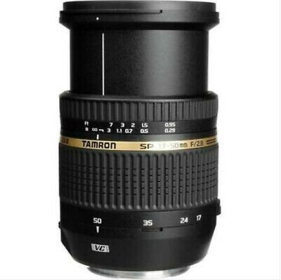 Tamron SP AF 17-50mm f/2.8 XR Di II VC LD Aspherical (IF) Canon EF-S Fit lens