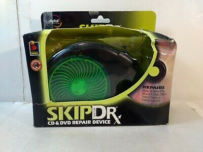 Skip DR Doctor CD And DVD Repair Device Digital Innovations t5680