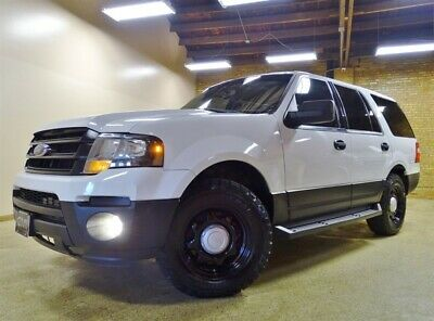 2015 Ford Expedition XL 4WD 3.5L V6 Twin-Turbo EcoBoost 2015 Ford Expedition XL 4WD 3.5L V6 Twin-Turbo EcoBoost, White, 84k Miles