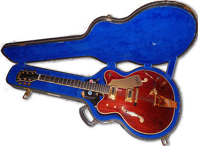 GUITAR GRETSCH 42 Y Old Country Gentleman 7670 MADE IN USA 1978 RARE COLLECTOR
