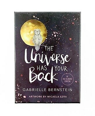 Universe Has Your Back, The: 52 Card Oracle Deck