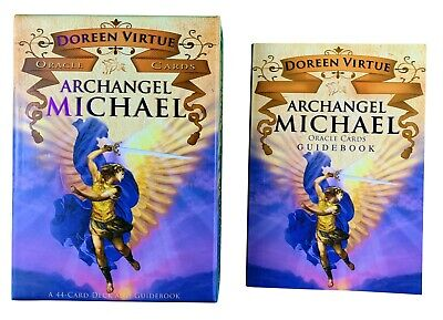 Archangel Michael Oracle Cards DOREEN VIRTUE Rare Authentic  OOP
