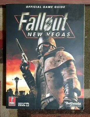 Fallout New Vegas Prima Official Strategy Game Guide