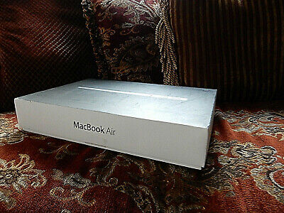 """Apple MacBook Air A1369 13.3"""" Laptop - Core i5, 128 GB SSD with MS Office 2016"""