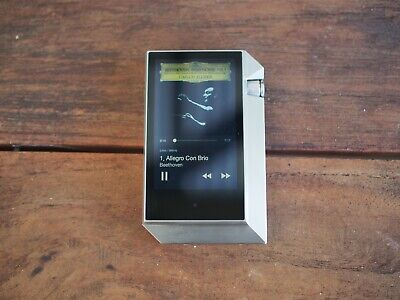Astell & Kern AK240SS stainless steel Digital Audio Player/DAC