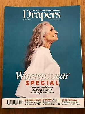 Drapers The Fashion Business Magazine July 26 2014 Great Condition