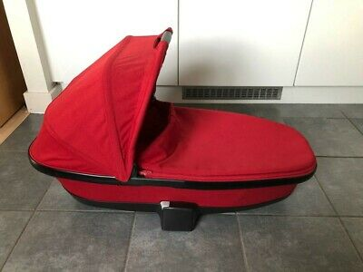 Quinny Buzz Foldable Carrycot Red